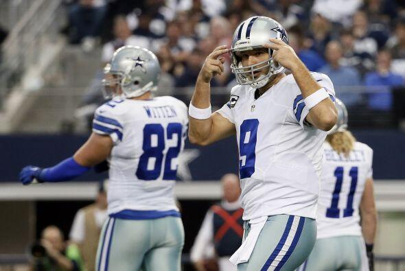 27.- Dallas Cowboys (AP-NFL).
