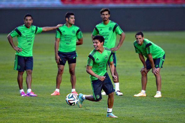 La gira europea de la Selección Mexicana de Fútbol será la prueba de fue...