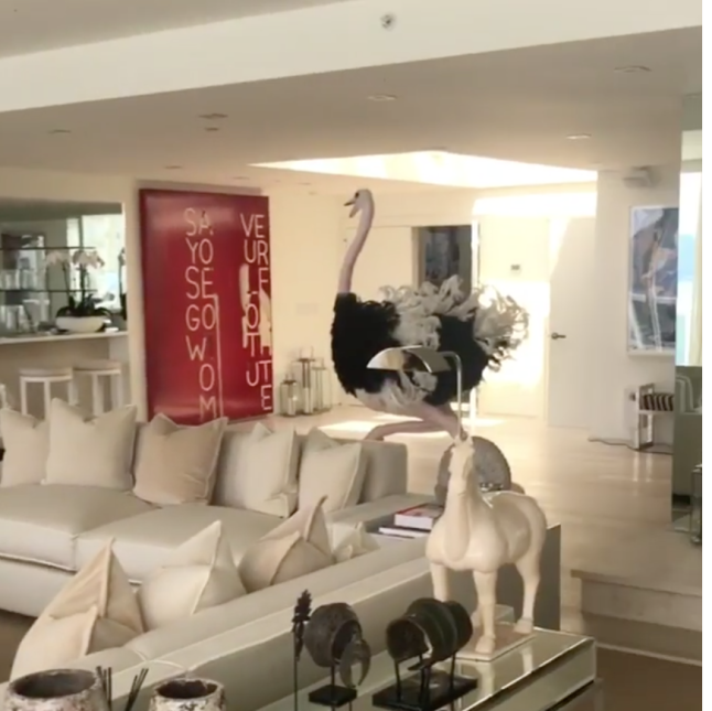 Así es la exótica casa (y la vida) de Gianluca Vacchi en Miami Captura d...