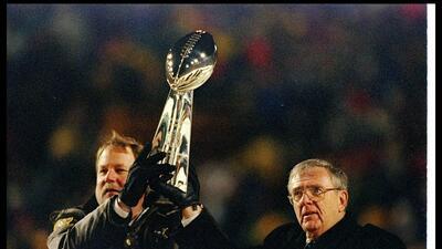 En fotos, estos han sido los últimos 20 campeones del Super Bowl