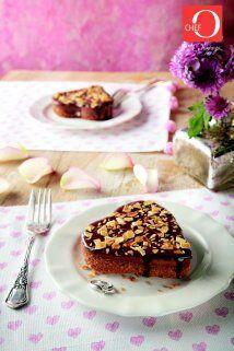 'Cheesecake' de chocolate y almendras: El chef Oropeza es un maestro de...