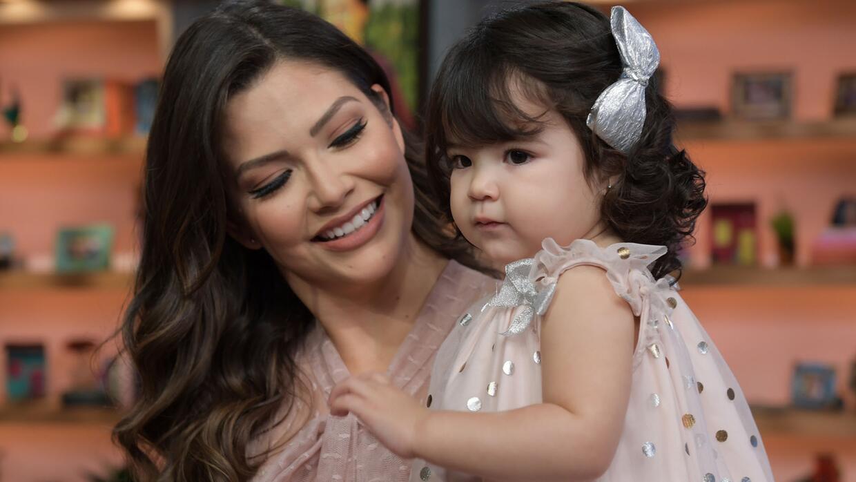 """#DAElReality Babies Edition: """"Giulietta"""" ya es más famosa que su mami An..."""