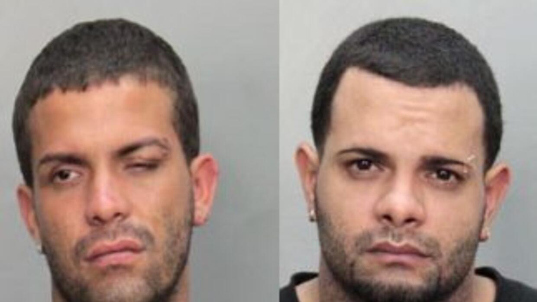 Jonathan Baez y Luis Daniel Baez son los hermanos acusados de asaltar a...