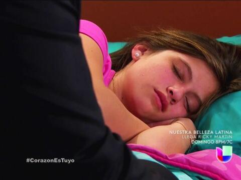 Duerme Alicia, ya verás que poco a poco el recuerdo de Pablo se a...