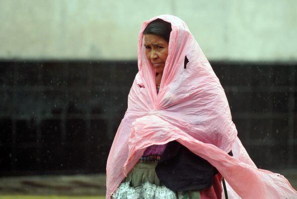 Rosales dijo que el mayor peligro con las precipitaciones que continuará...