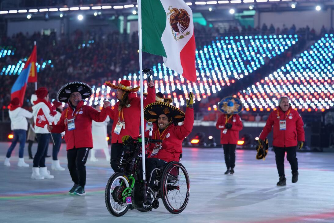 Arly Velásquez, el mexicano que quiere ser orgullo latino en Paralímpico...