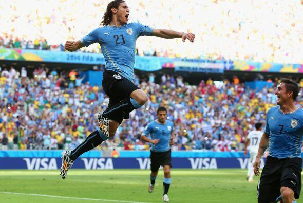 Uruguay cayó en un exceso de confianza con el gol conseguido por la vía...