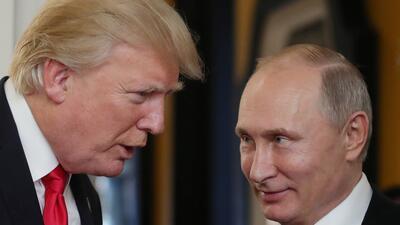 """""""Rusia no interfirió en las elecciones"""": la mentira del año es de Trump"""