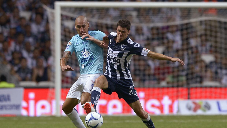 Hiram Mier buscará la titularidad sin lesiones con el Monterrey