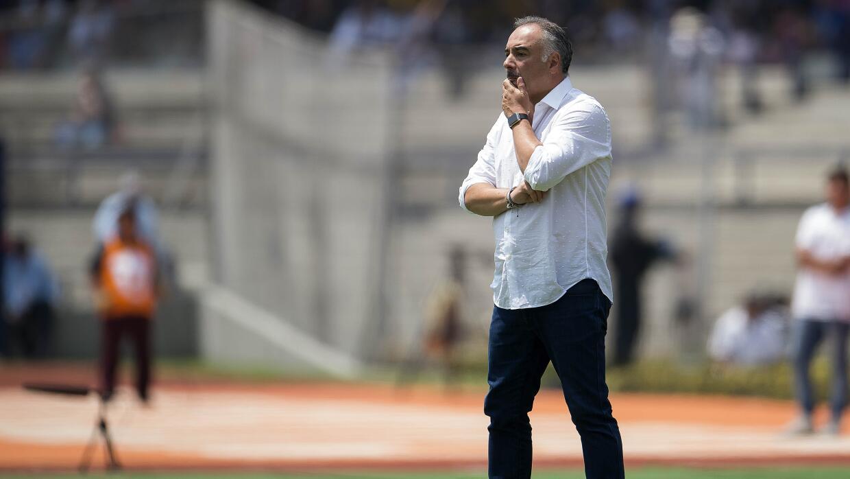 Guillermo Vázquez.