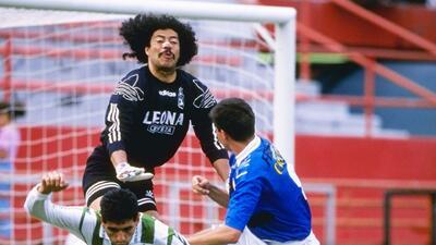 Los 10 mejores | el fracaso de René Higuita en Veracruz en 1997-1998