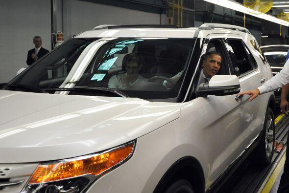 Obama tiene dos años más al frente del volante del país. Resta por ver q...