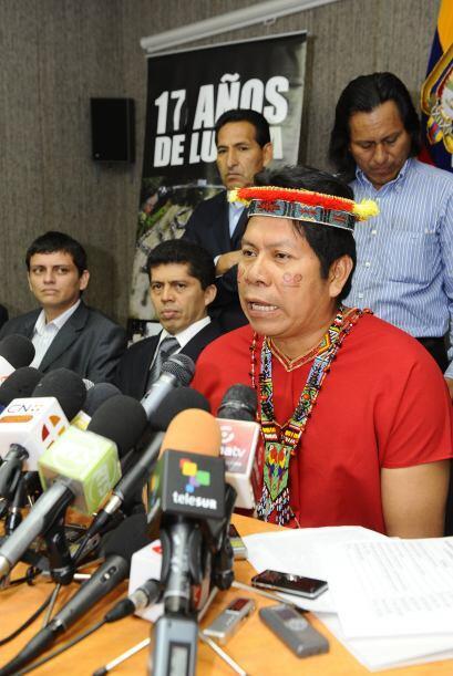 Los $9,500 millones se deben pagar a las comunidades de la Amazonía ecut...