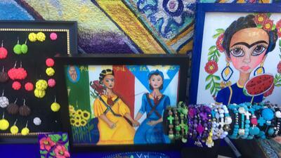 Frida Fest en el barrio de Pilsen