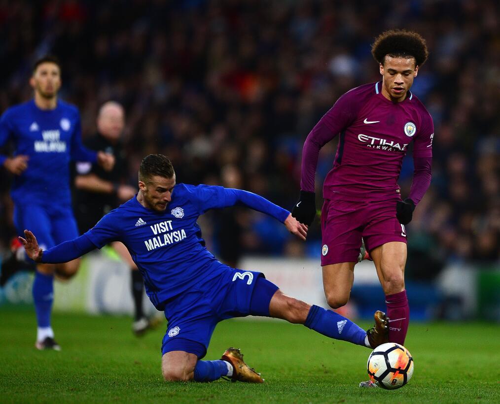 Batalla de reacciones tras el Cardiff vs. Manchester City en Fa Cup 3.jpg