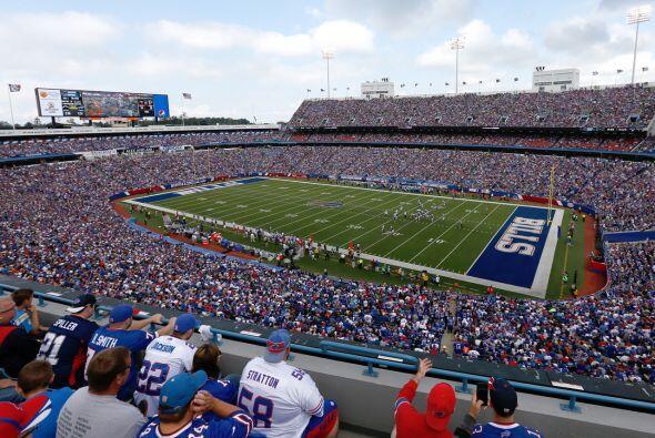 Domingo, Sept. 13 -- Colts vs. Bills, Ralph Wilson Stadium, Orchard Park...