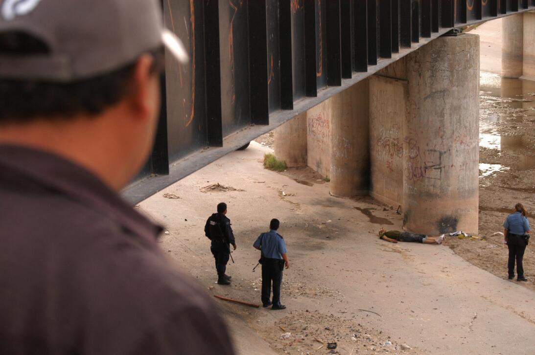 Una muerte transfronteriza. El cuerpo fallecido de Sergio Adrián Hernánd...