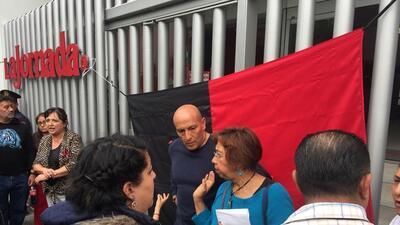 Estalla huelga en el diario mexicano La Jornada.