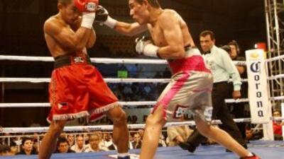 Juan José Montes se prepara con todo para su pelea contra José Luis Rosa...