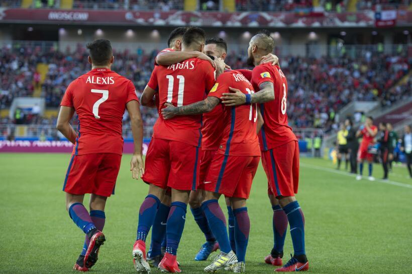 La selección chilena igualó 1-1 con Australia en un partid...