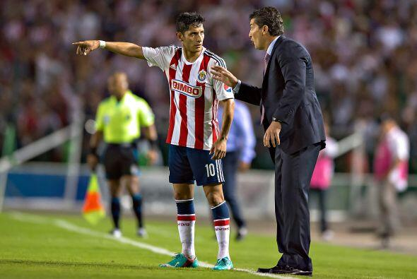 Elementos como Ángel Reyna y Jorge Enríquez se han enfocado en entrenar...