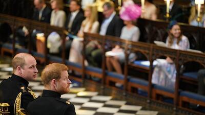 Los 11 #fails más comentados en la boda de Meghan y el príncipe Harry