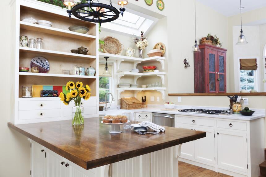 ¿Quieres renovar tu cocina? Aquí lo + 'trendy'