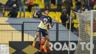 En fotos: América voló sobre Tauro FC con un 4-0 que lo ilusiona