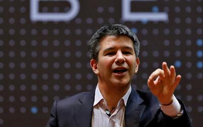 El presidente de Uber, Travis Kalanick, renuncia a su cargo por presión...