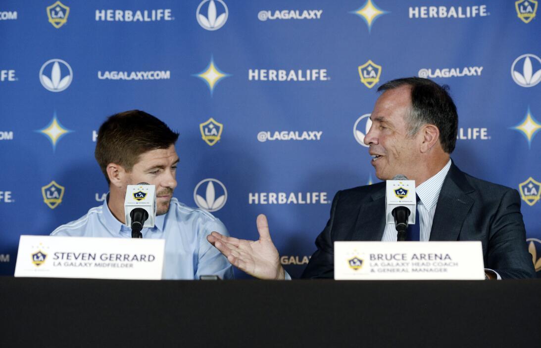 Steven Gerrard: 19 datos en 19 años de carrera ejemplar Galaxy.jpg