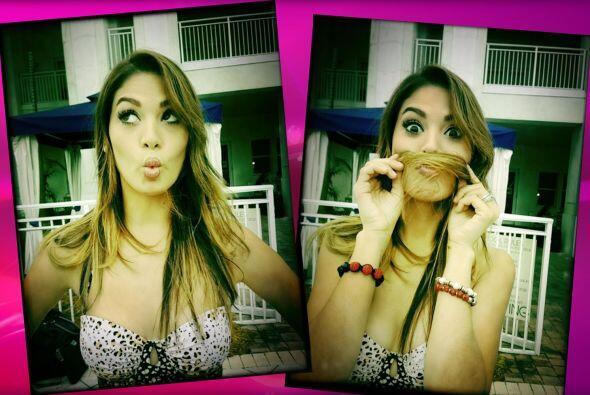 Photo Shoot Nuestra Belleza Latina 2013