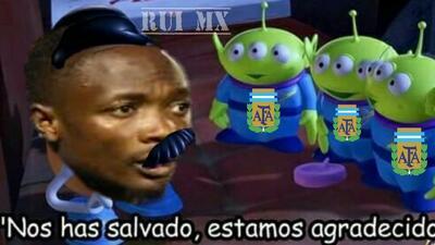 Memelogía | Musa fue el héroe de Argentina y más memes para no parar de reír