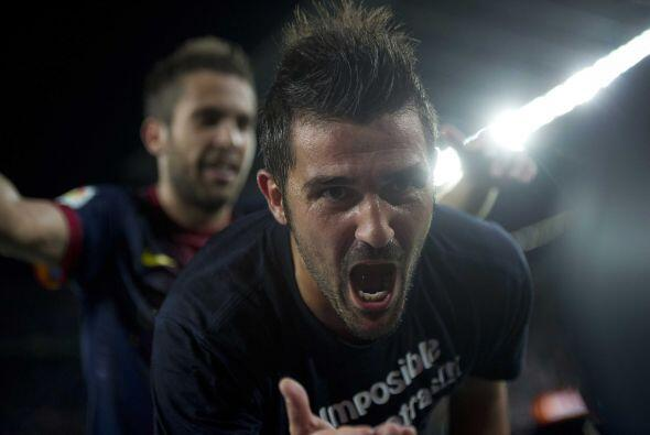 El 'Guaje' lo festejó al máximo y el Barcelona se impuso 5-1 de forma co...