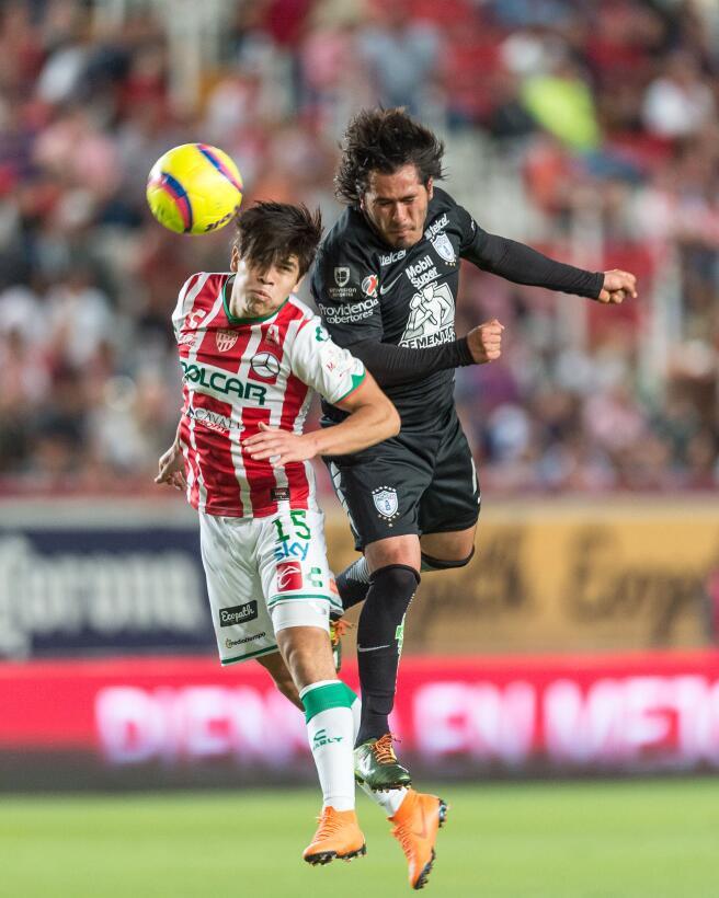 En fotos: Los Rayos rescatan un punto en casa ante el Pachuca 20180317-6...