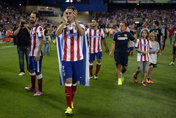 El Atlético de Madrid ganó el primer título de la temporada al derrotar...