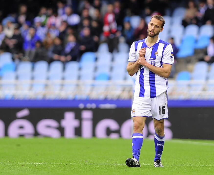 Sergio Canales fue figura de la selección juvenil de Españ...