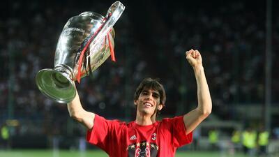 Los 10 mejores | Ricardo 'Kaká', el 'diamante' que brillaba y hacía brillar a sus compañeros