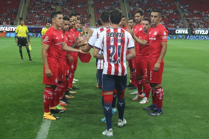 El campeón debutó con poco brillo ante Toluca 20170722_5732.jpg
