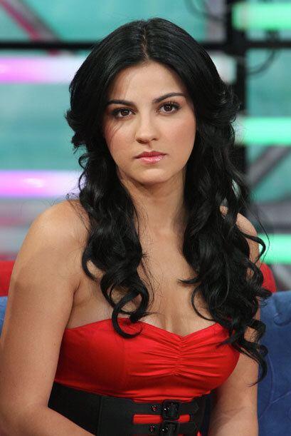 """Maite Perroni también participó en """"Mujeres Asesinas 3"""". Ella fue una de..."""