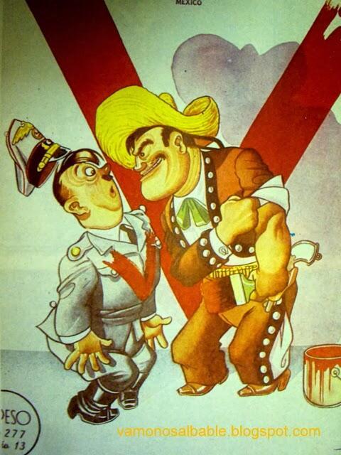 21 carteles anti-nazis creados en México mexico 2a guerra.jpg