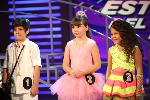 Y, claro, fue un momento que causó muchas emociones en todos ellos.