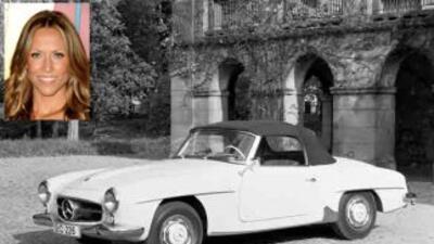 Sheryl Crow subastará un Mercedes-Benz SL 190 1959 y las ganancias se de...