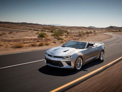 El pasado mes de Mayo Chevrolet presento a la rediseñada 6ta gene...