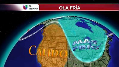 Se espera vórtice polar en el noreste de EEUU