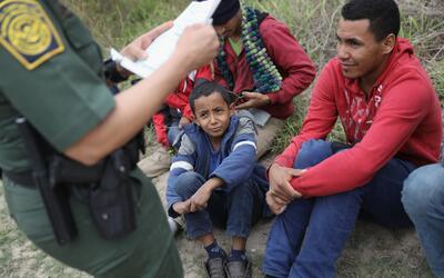 El programa CAM permitía a inmigrantes legales en Estados Unidos...
