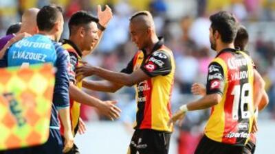 La U de G. ganó su primer partido desde que volvió a Primera División.