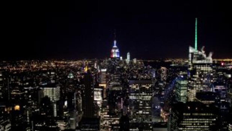 Nueva York se convirtió en la primera ciudad de EEUU en desplegar un sis...