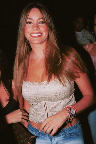 En sus inicios, Sofía Vergara fue conductora en Univision. Mira a...