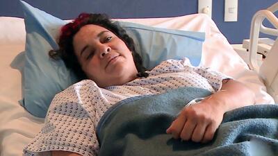 Los nervios y la ansiedad hicieron colapsar a Sandra
