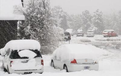 Nevadas sorprenden a varios estados en plena primavera